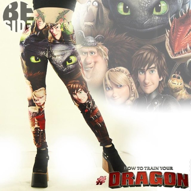 calza chimuelo how to train your dragon