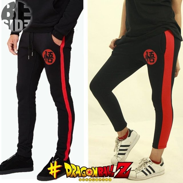 Jogger Dbz Red