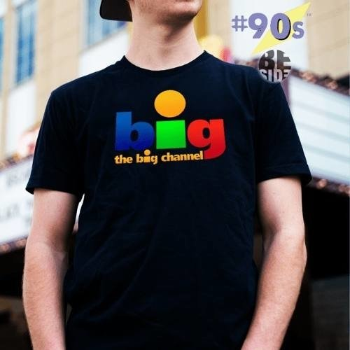 Remera The Big Channel