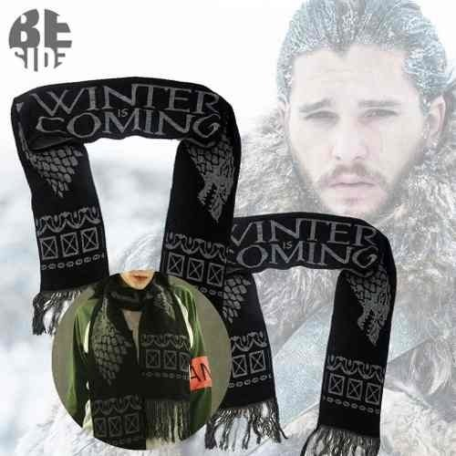 Scarf Stark / Game Of Throne / Serie / Hbo / Geek / Got