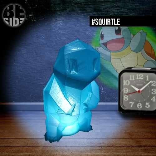 Lámpara Squirtle