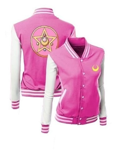 Universitaria Sailor Moon // Jacket // Anime // Geek // Cool