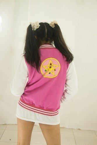 Universitaria Sailor Moon // Jacket // Anime // Geek // Cool - BeSide