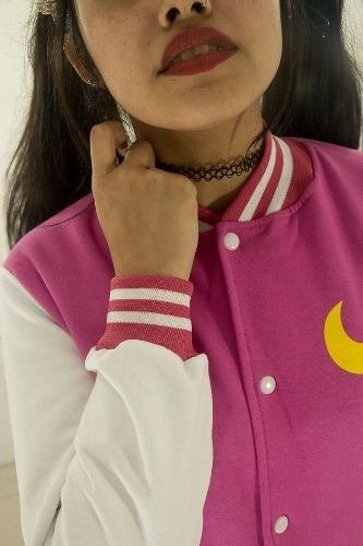 Universitaria Sailor Moon // Jacket // Anime // Geek // Cool - tienda online