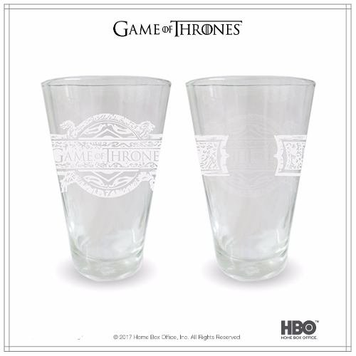 Vasos Glass Game Of Thrones - comprar online
