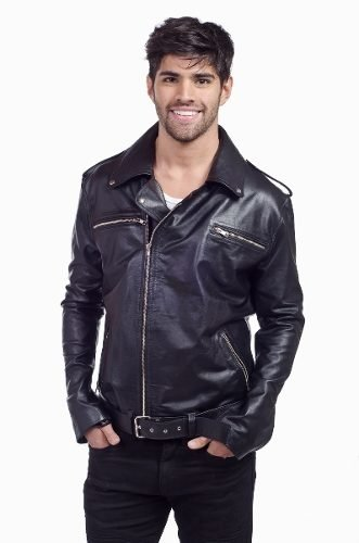 Campera de cuero Negan - BeSide
