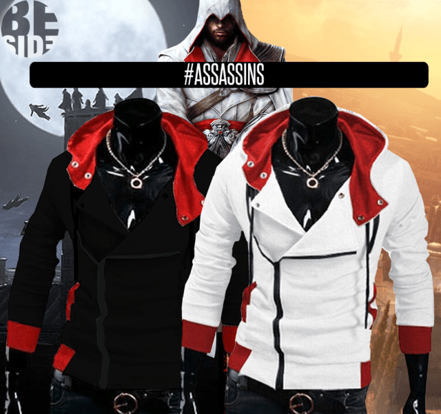 Assassins Jacket Rustica