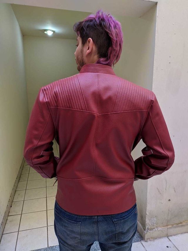 Chaqueta Ecocuero Star lord / Guardianes De La Galaxia - BeSide