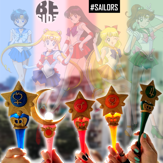 Cetros Sailor Moon