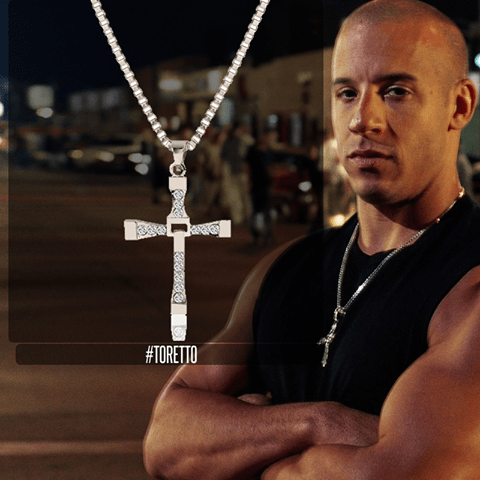 Colgante Cruz Toretto