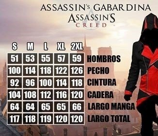 Assassins Cosplay ezio auditore - comprar online