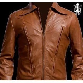 Campera de cuero Wolverine Days of Future Past - comprar online