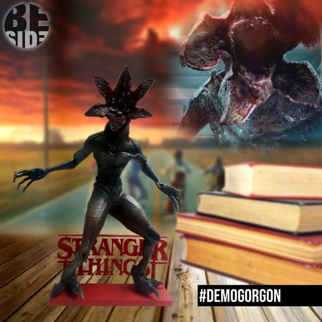 Figura Demogorgon, Stranger Things
