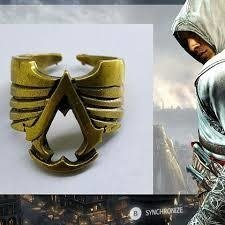 Anillo Assassin's Creed