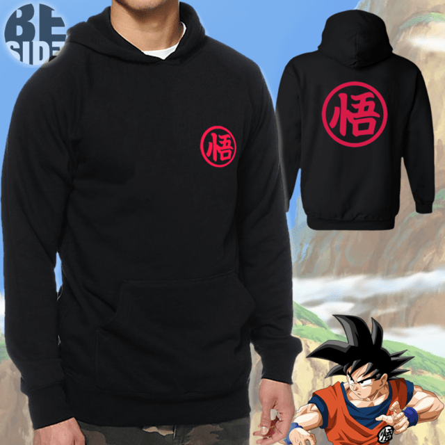 Buzo GoRed goku dragon ball