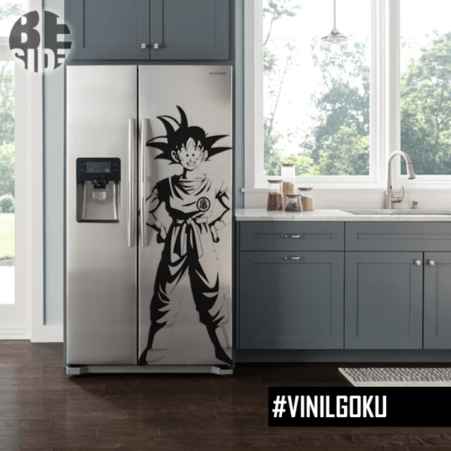 Vinilo Goku, Dragon Ball
