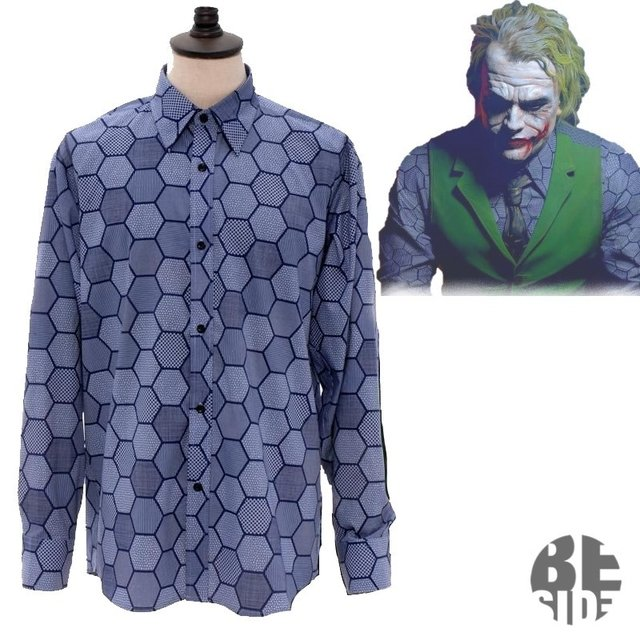 Camisa de Joker, Heath Ledger, DC