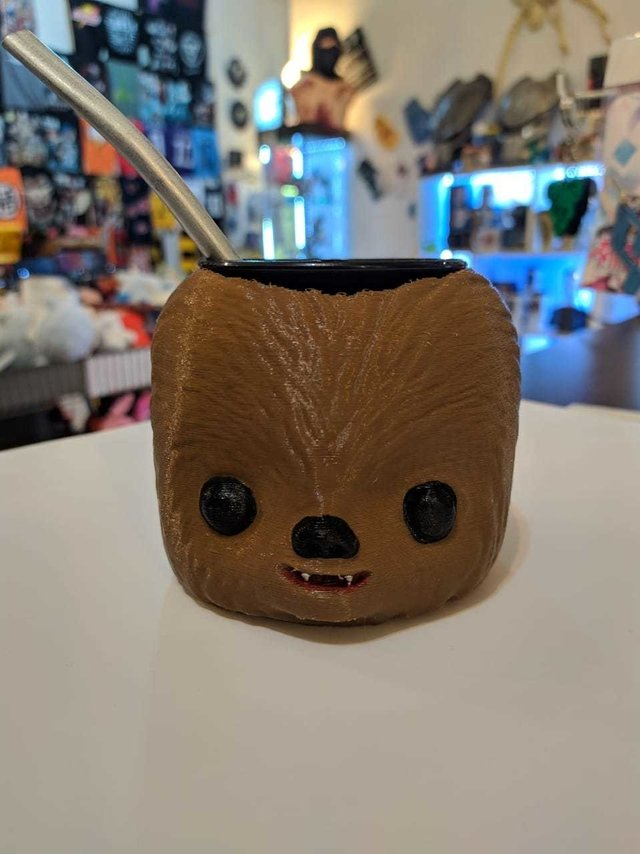 Mate Chewbacca star wars en internet