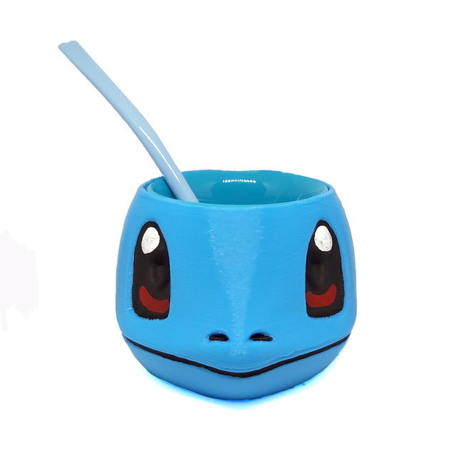 Mate Squirtle 3d