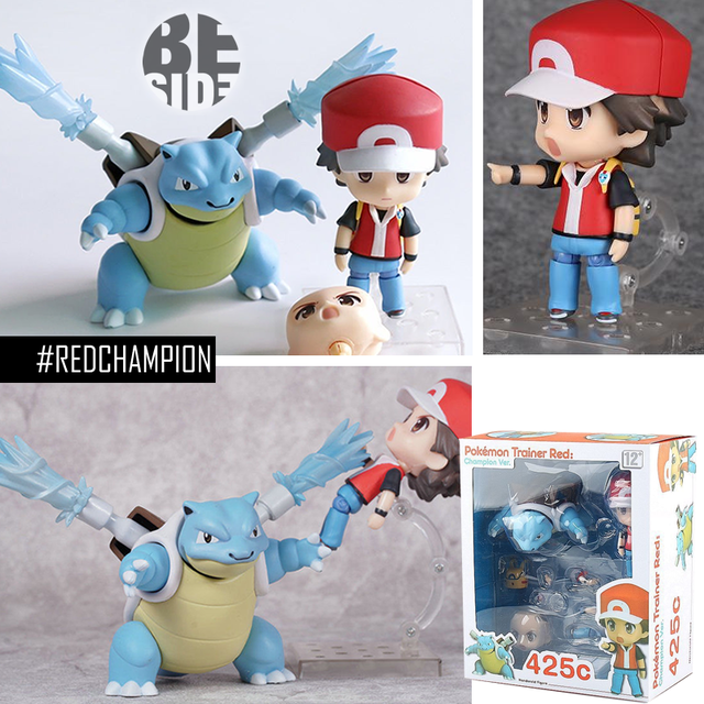 Nendoroid Red Champion