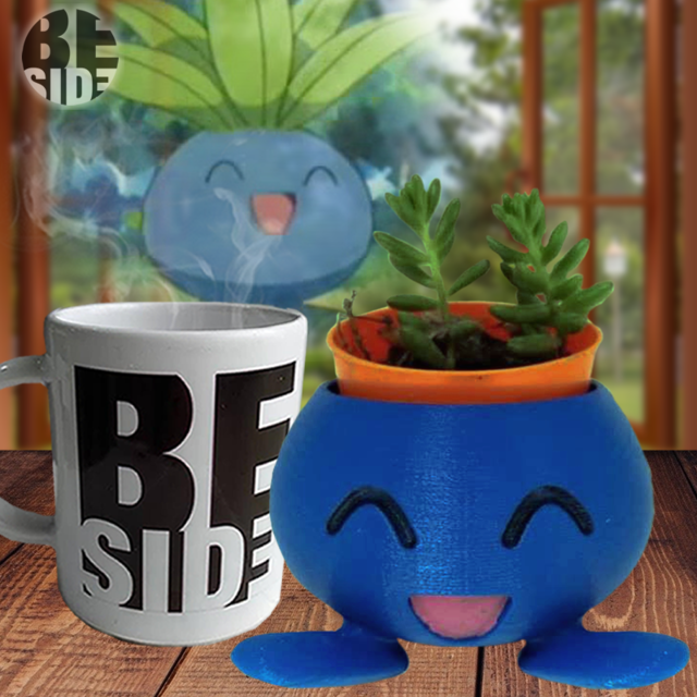 Maceta Oddish, Pokemon