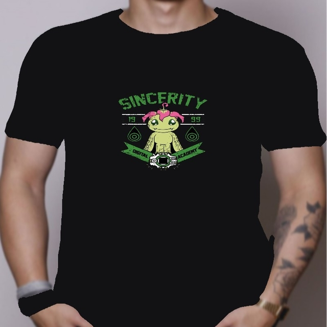 Remeras Digimon