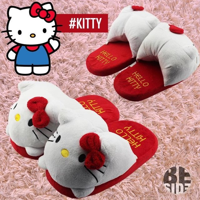 pantuflas Kitty