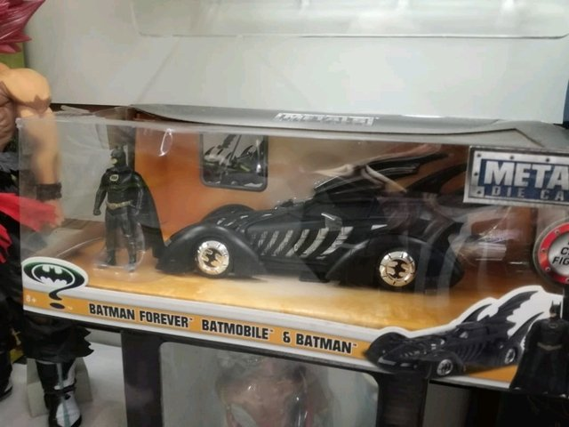 Batimovil batman forever & batman - BeSide