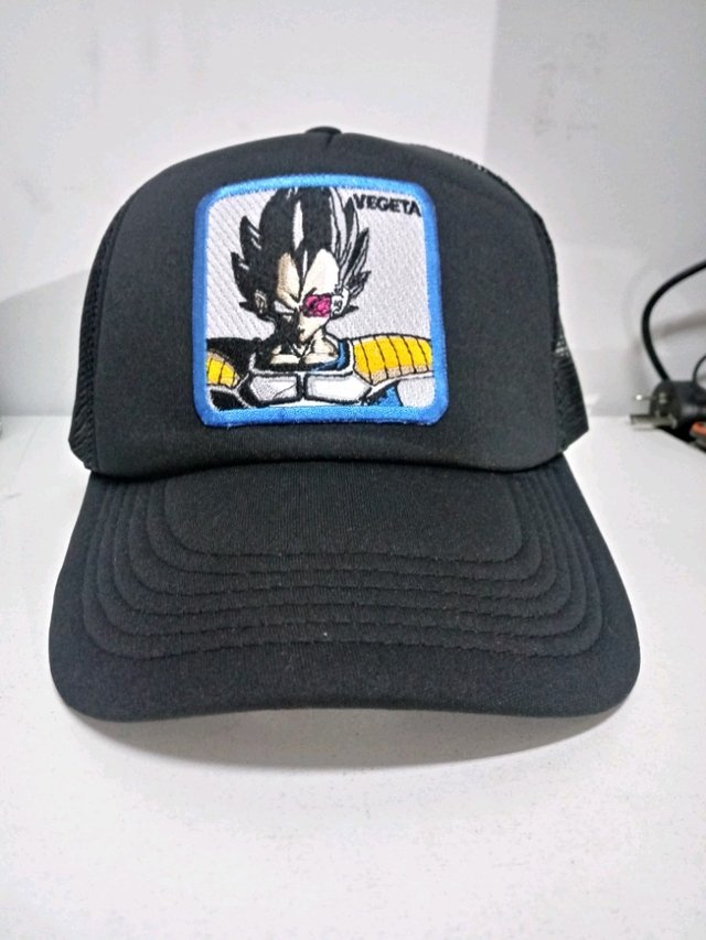Gorra con Parche Vegeta, Dragon Ball