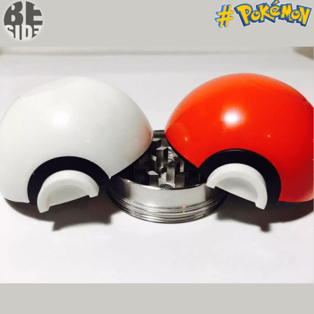 Grinder Pokemon Pokeball - comprar online