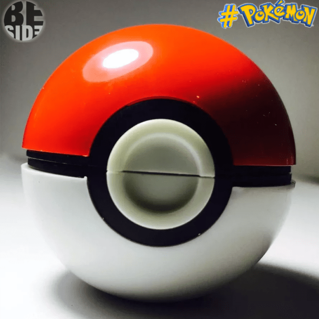 Grinder Pokemon Pokeball en internet