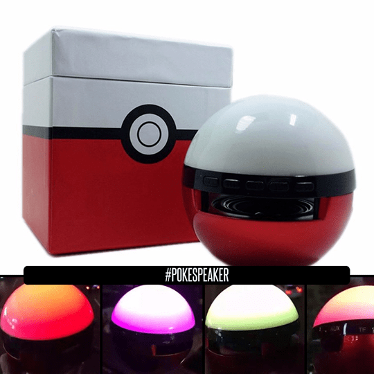 Pokespeaker, Pokemon
