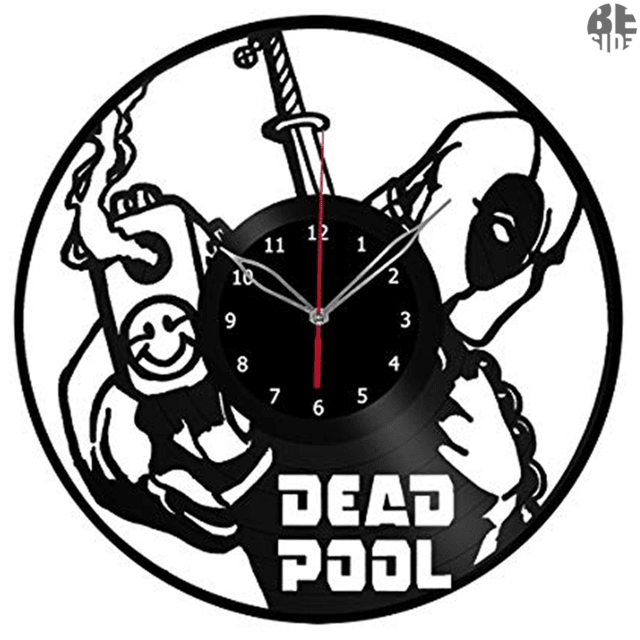 Reloj  Deadpool, Marvel