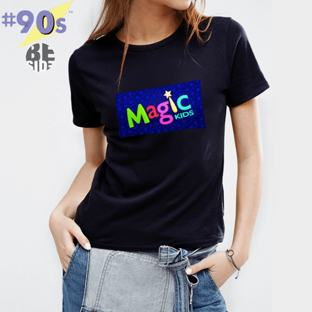 Remera Magic Kids