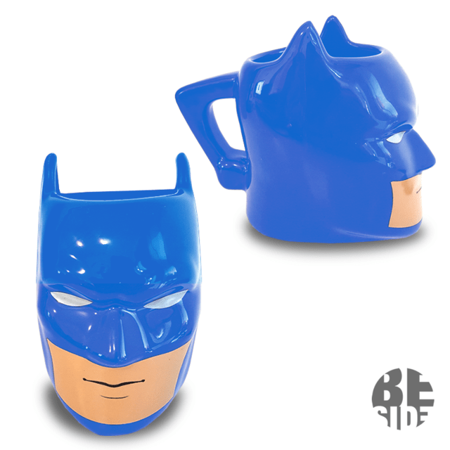 Taza Batman Blue