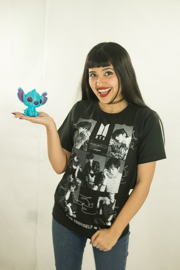 Figura Stitch en internet
