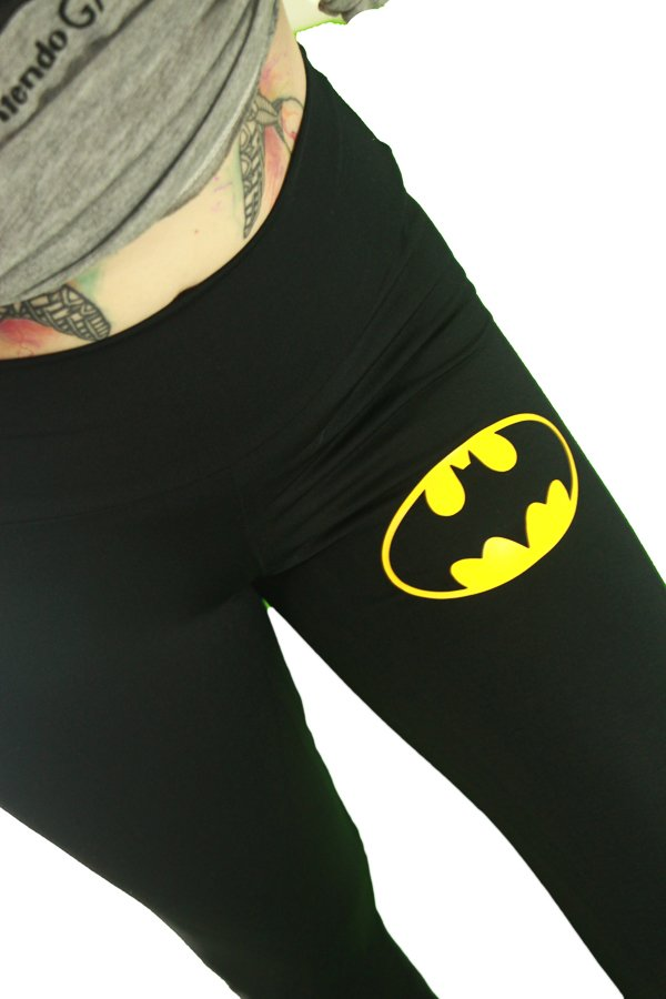 Calza Batman en internet