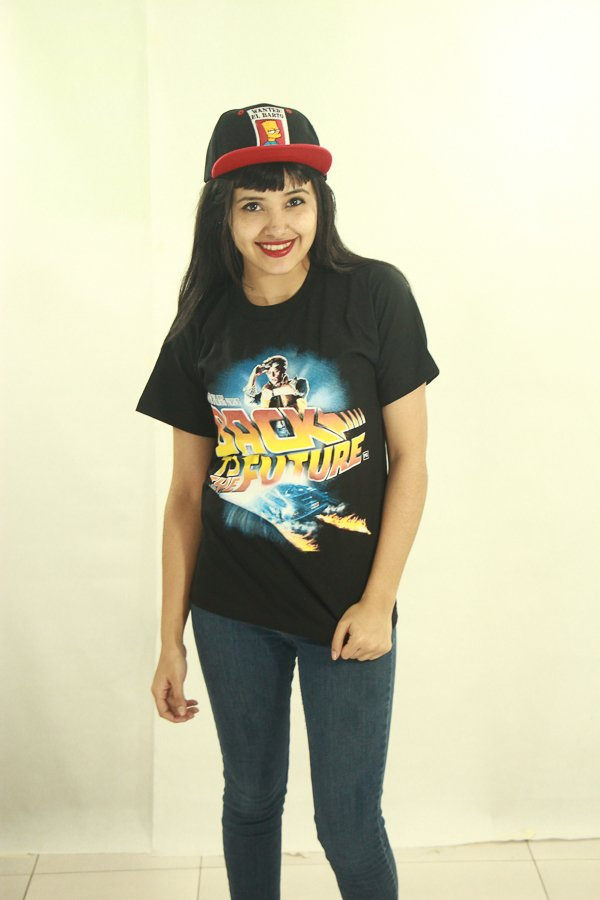 Remera Back to the Future en internet