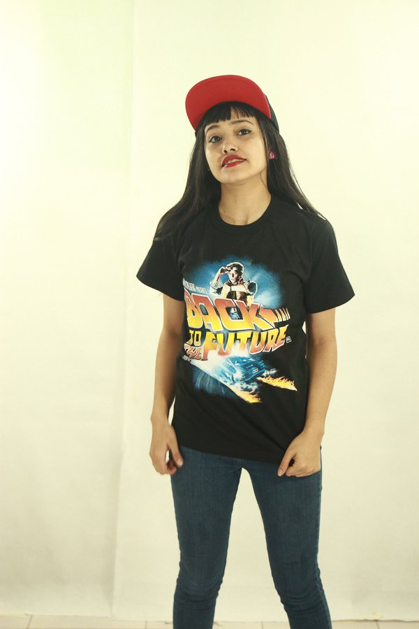 Remera Back to the Future - BeSide