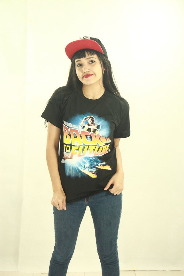 Remera Back to the Future - tienda online
