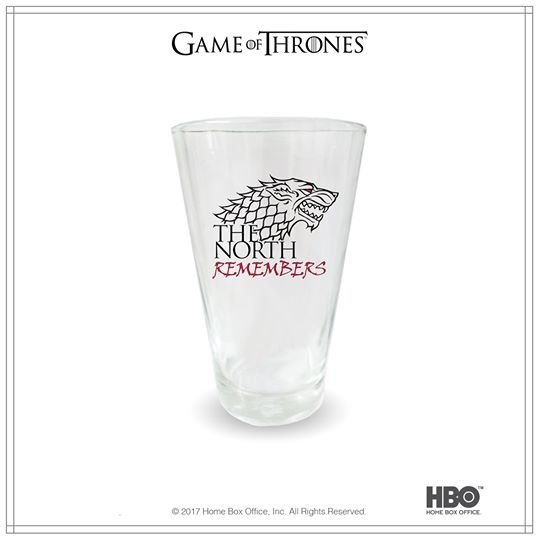 Imagen de Vasos Glass Game Of Thrones