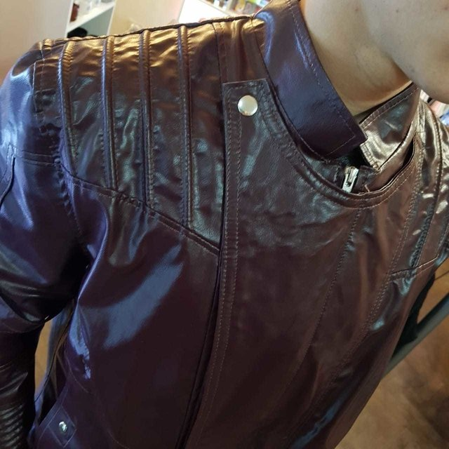 Campera Eco cuero de Starlord - BeSide
