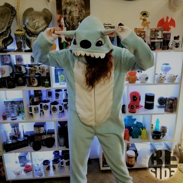 Kigurumi Stitch en internet