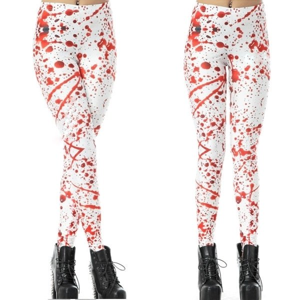 Legging Dexter // Blood // Fox // Serie // Full Print