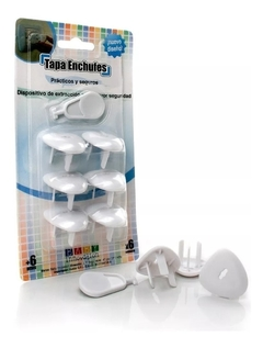 CUBRE ENCHUFES INNOVATION CON LLAVE