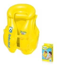 "CHALECO INFLABLE BESTWAY STEP ""B"""