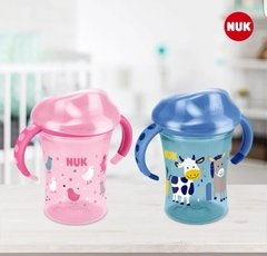 VASO NUK TRAINER CUP 8+M x250 ML.