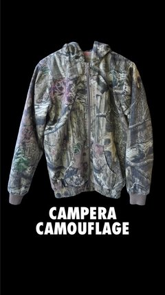 Campera Camouflage