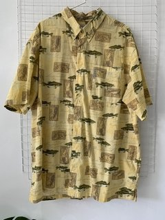 Camisa 90's Hawaii Columbia