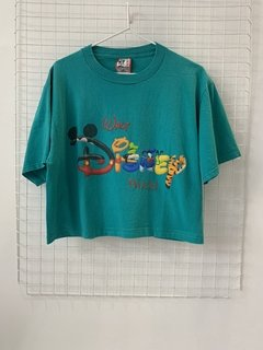 Reme 90's Crop Disney